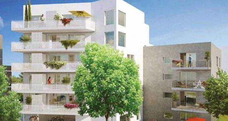 Achat / Vente immobilier neuf Nantes quartier Saint-Jacques (44000) - Réf. 953