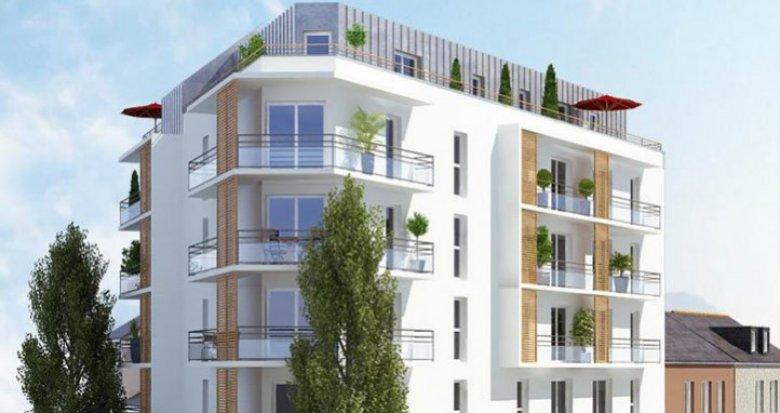 Achat / Vente immobilier neuf Nantes quartier Schuman (44000) - Réf. 1436