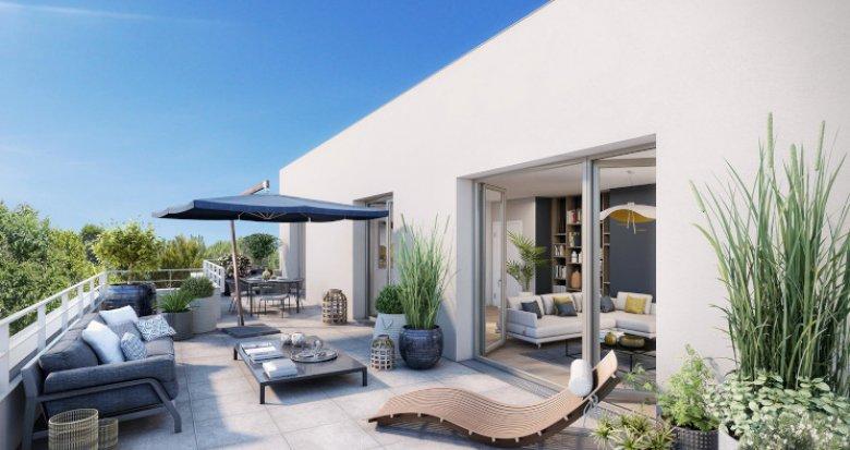 Achat / Vente immobilier neuf Nantes quartier Zola (44000) - Réf. 5469