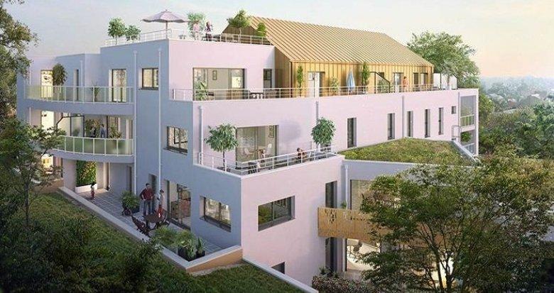 Achat / Vente immobilier neuf Nantes quartier Zola/Mellinet/Procé (44000) - Réf. 788