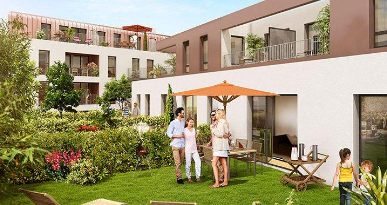 Achat / Vente immobilier neuf Nantes Quartiers Sud (44000) - Réf. 227