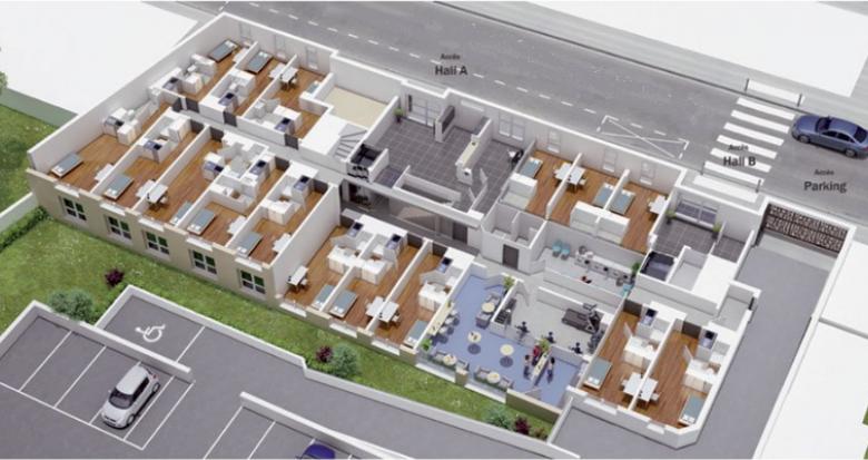 Achat / Vente immobilier neuf Nantes résidence étudiante (44000) - Réf. 495