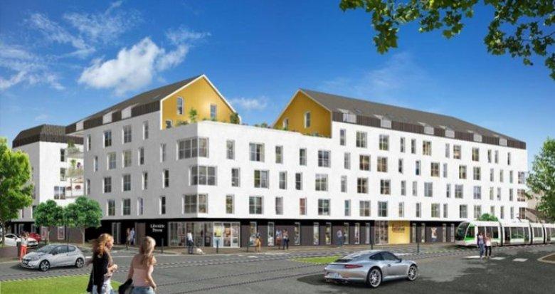 Achat / Vente immobilier neuf Nantes résidence séniors (44000) - Réf. 420
