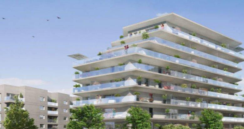 Achat / Vente immobilier neuf Nantes secteur Beaujoire proche commodités (44000) - Réf. 4718
