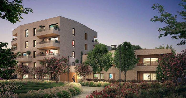 Achat / Vente immobilier neuf Nantes Sud proche Sèvre (44000) - Réf. 2247