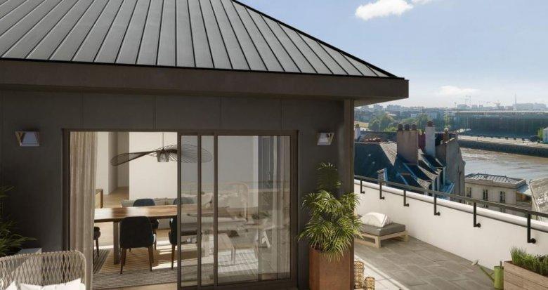 Achat / Vente immobilier neuf Nantes sur les bords de la Loire (44000) - Réf. 4379