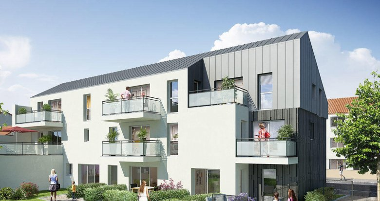 Achat / Vente immobilier neuf NAONEST (44000) - Réf. 2325
