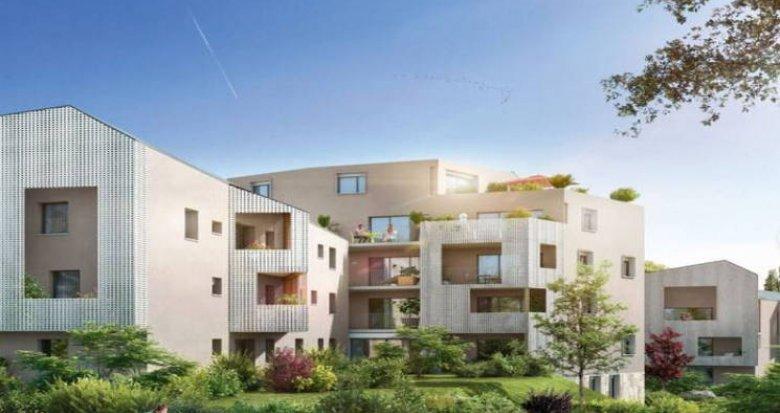Achat / Vente immobilier neuf Orvault Parc de la Cholière (44700) - Réf. 5286
