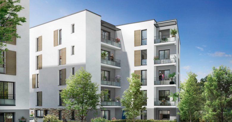 Achat / Vente immobilier neuf Orvault proches commerces et transports (44700) - Réf. 3050