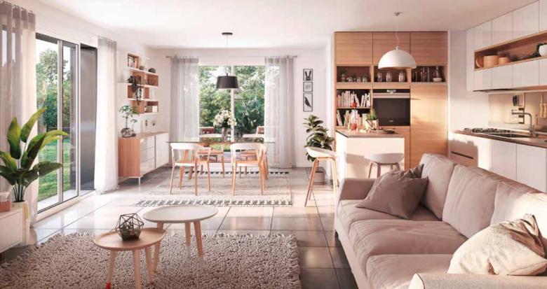 Achat / Vente immobilier neuf Orvault quartier Petit Chantilly (44700) - Réf. 5406