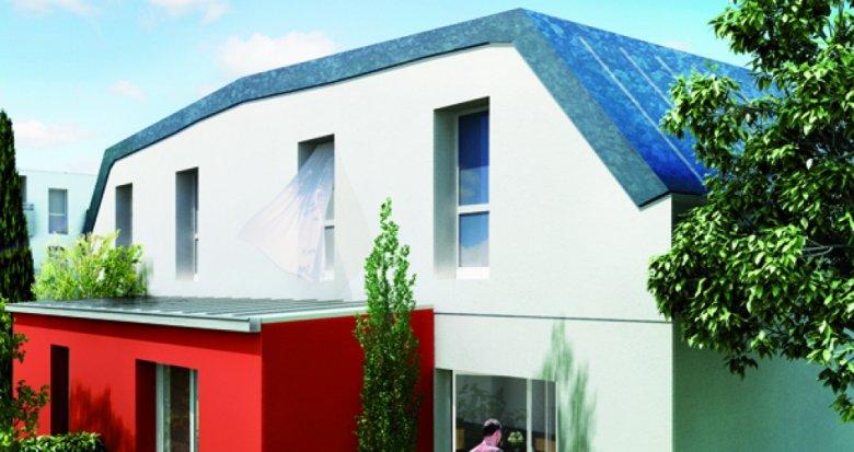 Achat / Vente immobilier neuf Rezé quartier du Ragon (44400) - Réf. 801