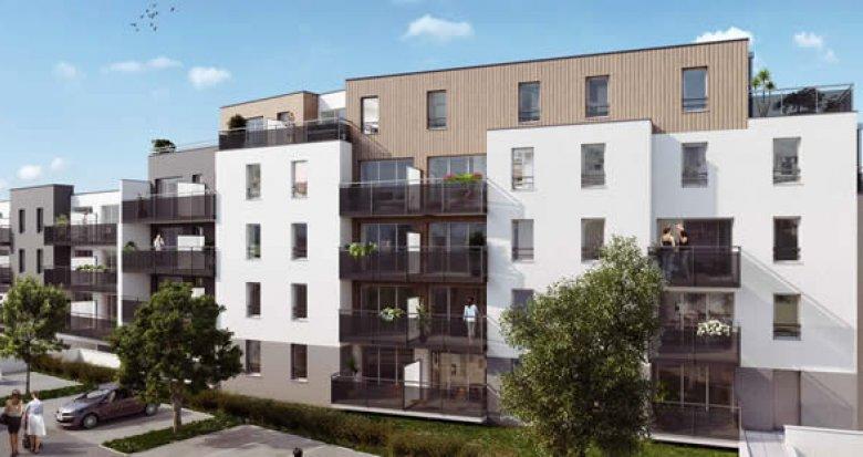 Achat / Vente immobilier neuf Saint Herblain centre (44800) - Réf. 1167