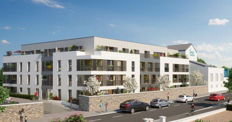 Achat / Vente immobilier neuf Saint-Herblain centre proche commodités (44800) - Réf. 2680