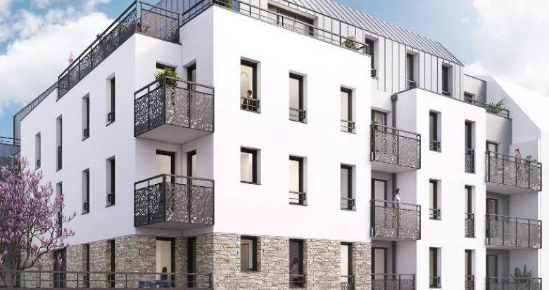 Achat / Vente immobilier neuf Saint-Herblain coeur de ville (44800) - Réf. 4931