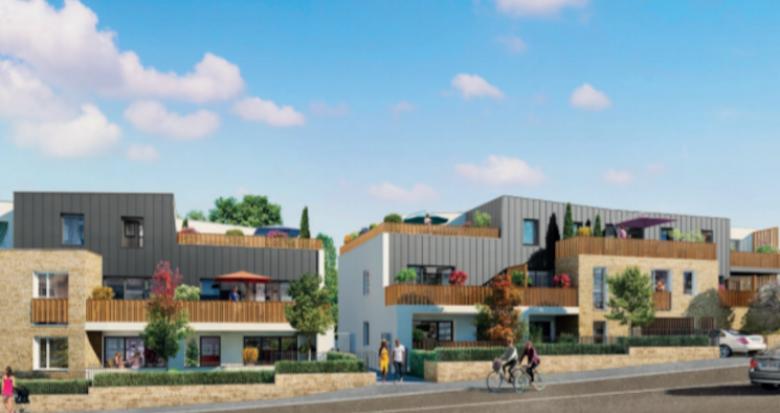Achat / Vente immobilier neuf Saint-Herblain proche atlantis (44800) - Réf. 5822