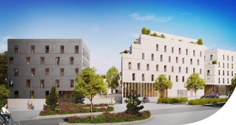 Achat / Vente immobilier neuf Saint Herblain proche Chronobus et commerces (44800) - Réf. 2567