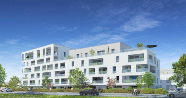 Achat / Vente immobilier neuf Saint-Nazaire à 600m de la Plage de Porcé (44600) - Réf. 5926