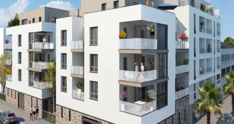Achat / Vente immobilier neuf Saint Nazaire Proche Hôtel de ville (44600) - Réf. 5433