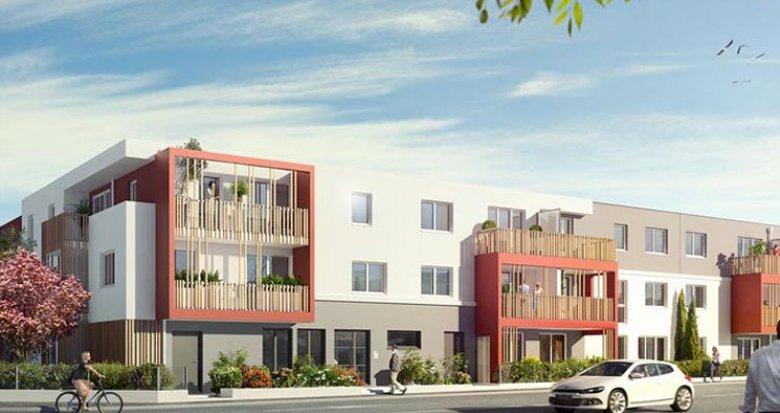 Achat / Vente immobilier neuf Saint-Nazaire quartier Saint-Marc (44600) - Réf. 370