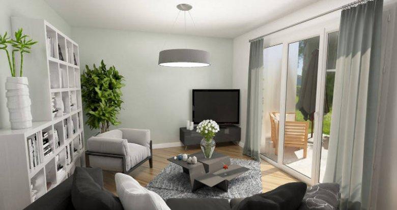 Achat / Vente immobilier neuf Saint-Nazaire secteur de la cote d'amour (44600) - Réf. 5329