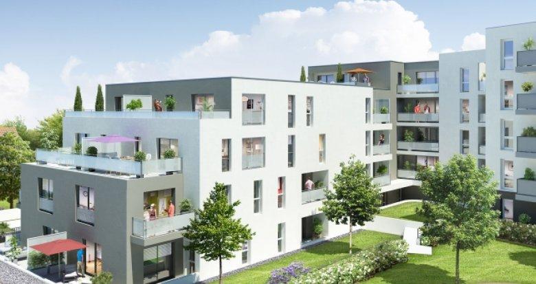 Achat / Vente immobilier neuf Saint-Sébastien-sur-Loire emplacement d'exception (44230) - Réf. 1165