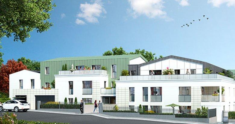 Achat / Vente immobilier neuf Saint-Sébastien-sur-Loire proche centre-ville (44230) - Réf. 228