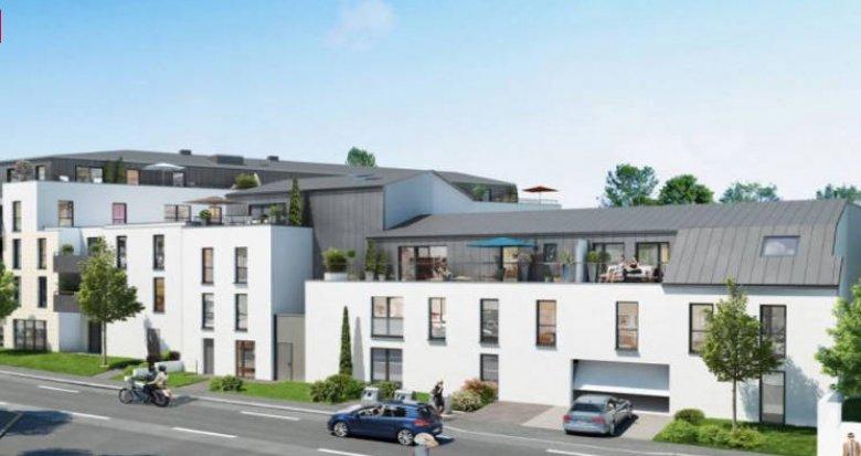 Achat / Vente immobilier neuf Saint-Sébastien-sur-Loire proche TER et commodités (44230) - Réf. 4161