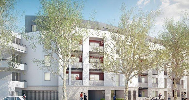 Achat / Vente immobilier neuf Saint-Sébastien-sur-Loire quartier de la Martellière (44230) - Réf. 1601