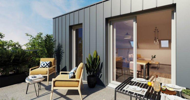 Achat / Vente immobilier neuf Sainte-Luce-Sur-Loire à 15 min du cœur de Nantes (44980) - Réf. 5883