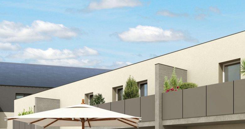 Achat / Vente immobilier neuf Sainte Luce Sur Loire limite Nantes Est (44980) - Réf. 512