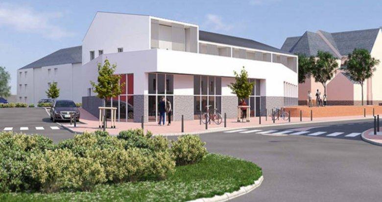 Achat / Vente immobilier neuf Sainte-Luce-sur-Loire proche centre (44980) - Réf. 2851