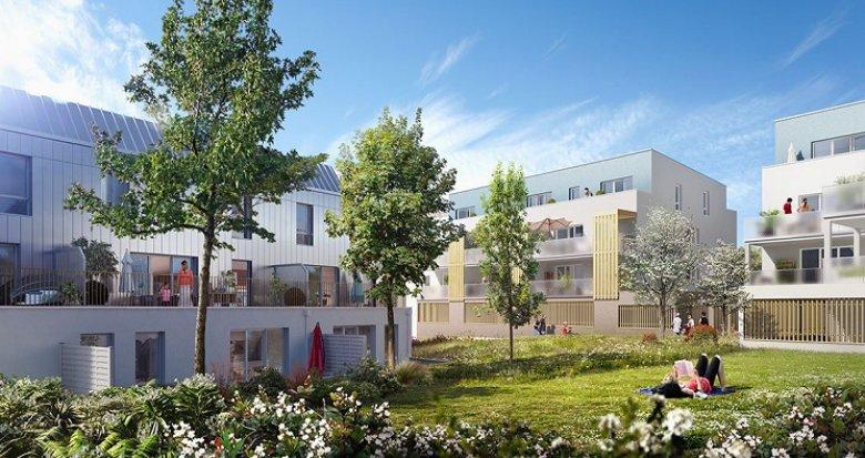 Achat / Vente immobilier neuf Thouaré-sur-Loire proche Chronobus (44470) - Réf. 1448