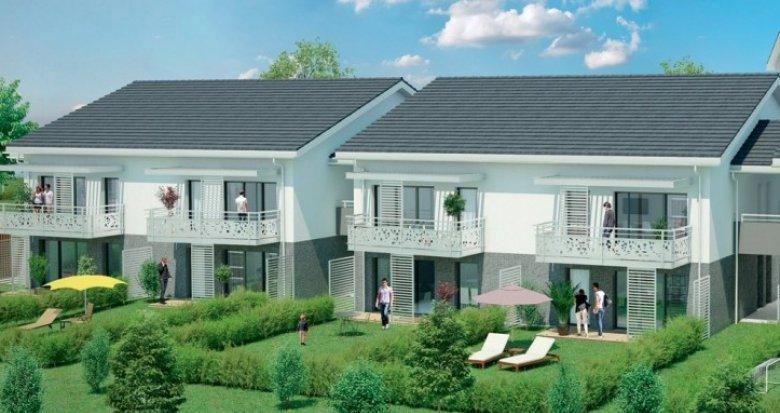 Achat / Vente immobilier neuf Thouaré-sur-Loire proche Gare (44470) - Réf. 972