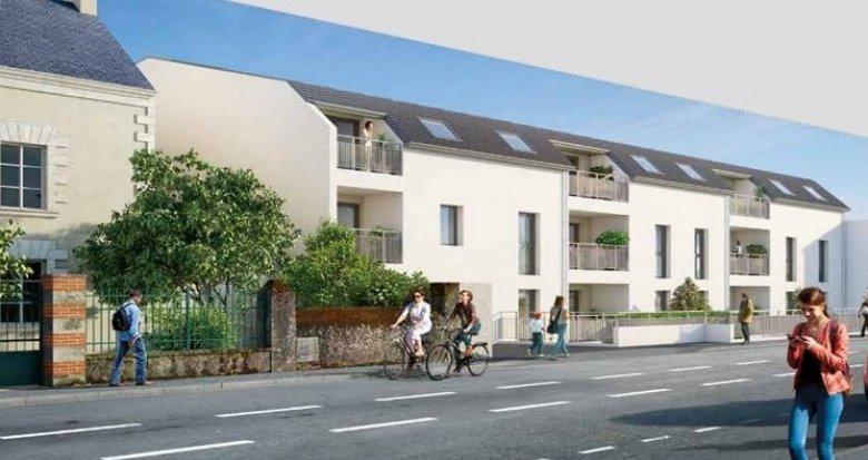 Achat / Vente immobilier neuf Thouaré-sur-Loire proximité centre-bourg (44470) - Réf. 1449