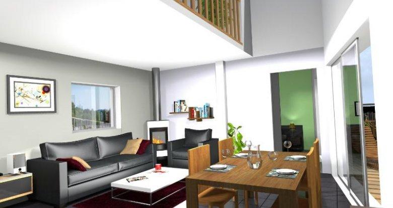 Achat / Vente immobilier neuf Treillières proche commerces (44119) - Réf. 449