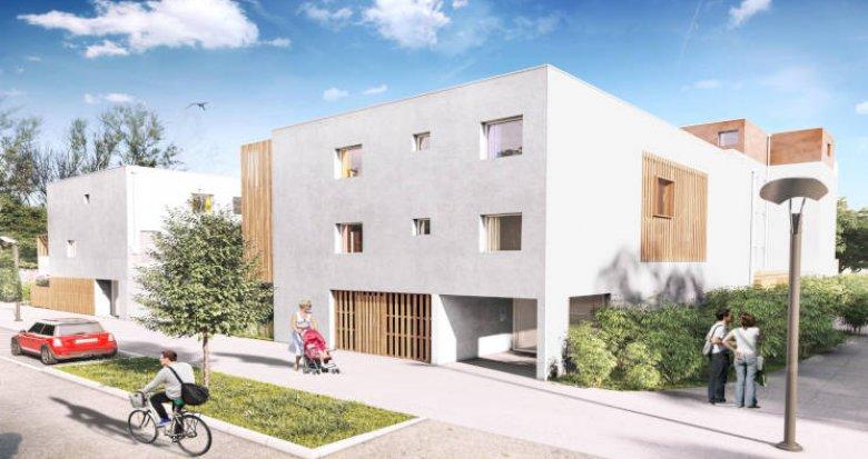 Achat / Vente immobilier neuf Trignac proche écoles (44570) - Réf. 3619