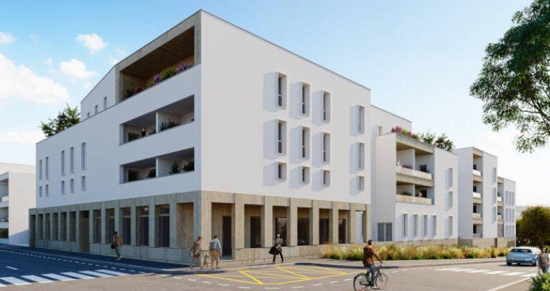 Achat / Vente immobilier neuf Vertou centre-bourg proche commodités (44120) - Réf. 5932
