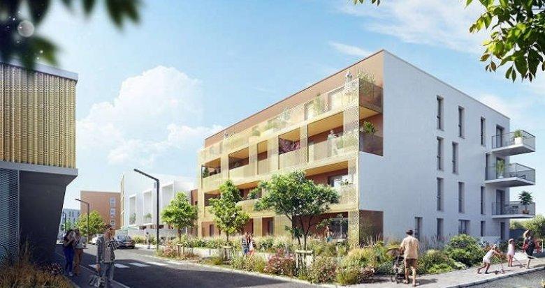 Achat / Vente immobilier neuf Vertou proche gare (44120) - Réf. 802