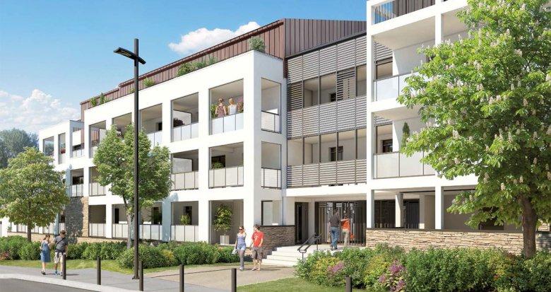 Achat / Vente immobilier neuf Vertou Quartier Beautour (44120) - Réf. 2578