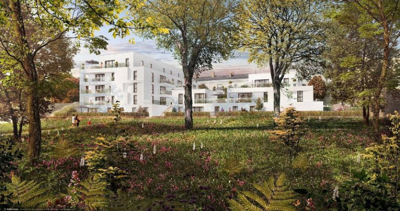 Achat / Vente immobilier neuf Vertou quartier Beautour proche Sèvre (44120) - Réf. 5284